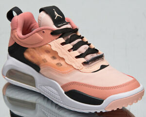 Jordan Air Max 200 GS Washed Coral Older Kids' Pink White Lifestyle Sneakers