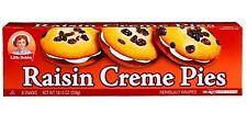 Little Debbie Raisin Creme Pies (4 Boxes)