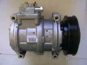 For Dodge Plymouth For Jeep Chrysler A/C Compressor w/ Clutch Denso NEW