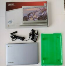 Toshiba Chromebook 2 (CB35-C3300) * upgraded to 256GB SSD *, 4GB RAM, 1080p IPS