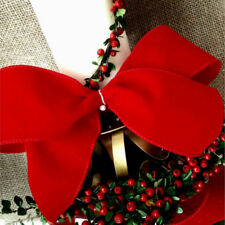 Polyester Bow Wire-Edged Craft Ribbons