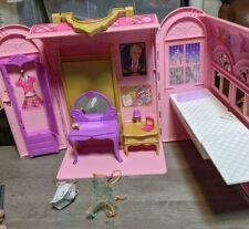 Barbie Princess Charm School Princess Doll House Playset, Missing Pieces
