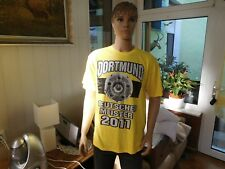 Herren Fußballshirt Dortmund Shirt Fussball Gr XL Deutscher Meister 2011 Kokse