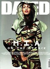 DAZED &CONFUSED July 2010 M.I.A Kristy Hume MELISSA TAMMERIJN Sara Blomqvist NEW