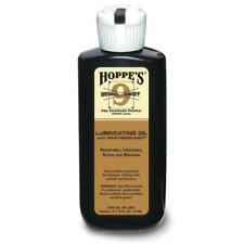 Hoppes Bench Rest 9 Lubricationg Oil with Weatherguard 2.25 oz Squeeze Bottle