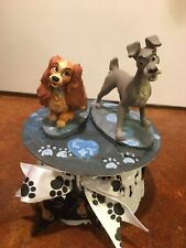 """DISNEY Inspired-Lady & the Tramp Cake-Topper-Party-Decoration """"Impressions"""""""