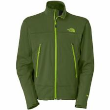 The North Face Men's Cipher Windstopper Jacket Small Green FAST SHIP! B63