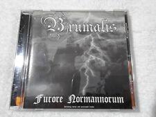 BRUMALIS Furore Normannorum CD Bestial Burst Black Metal Dark Fury
