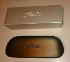 77f0755b78f Silhouette glasses spectacle case - As new