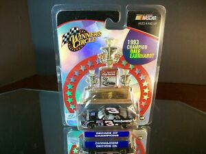 Dale Earnhardt #3 GM Goodwrench 1993 Chevrolet Lumina Decade Of Champions CHAMP
