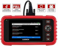 LAUNCH Code Reader X431 CRP123 X OBD2 Scanner Android 7.0-Based Wi-Fi 4-Systems