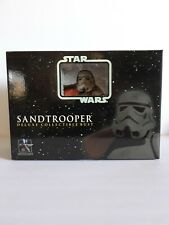 Gentle Giant Sand Trooper Deluxe Bust (Orange Patch) | Mint In Box