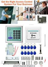 Sistema di sicurezza elettronico di blocco della porta di accesso RFID + 10 fobs