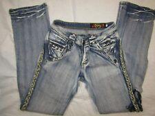 AKADEMICS Womans Blue Denim Jeans Size 27