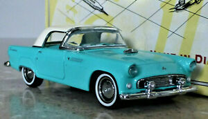 1/43 Matchbox Collectibles 1955 Ford Thunderbird Hardtop. Mint & boxed. DYG08-M.