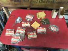 NOS Ducati Single Piston Rings   Borgo  160 250 350