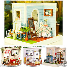 DIY Handcraft Miniature Project Kit The Country Houses In Lucky Town Dolls House