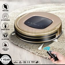 8-in-1 Smart Robot Robotic Vacuum Cleaner Automatic Recharge Floor Sweeper Mop