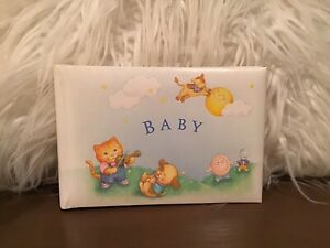 Hallmark Baby Picture Album Book Vintage New
