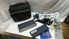 PORTABLE PRINTER HP DeskJet, 350 Series, mit Infra Red, ..........& Leder Tasche