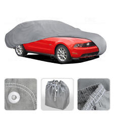 Car Cover for Ford Mustang 05-14 Outdoor Breathable Sun Dust Proof Protection