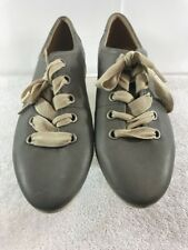 Ecco Womens Casual Shoes Gray Size 39