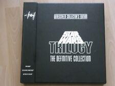 9 Laserdisc: Star Wars Trilogy, The Definite Collection