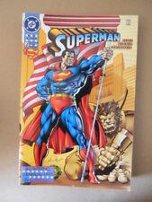 SUPERMAN n°70 1996 DC Play Press  [G819]