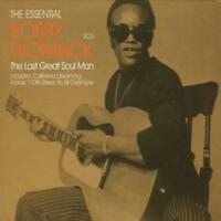 Bobby Womack : Essential Bobby Womack, The: The Last Great Soul Man CD 2 discs