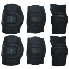 Knee & Elbow Pads Adult Protective Pad Set Legends Of The Hidden Temple Costume