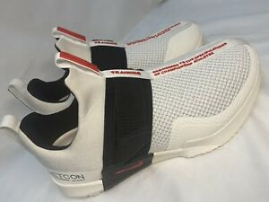 NIKE Metcon Sport Cross Training Shoes AQ7489-100 Sail/Black/Red Men's Size 7