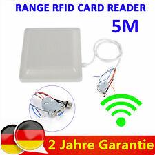 IP65 UHF RFID 5M Long Range Passiver Leser/Kartenleser Zugangskontrolle System