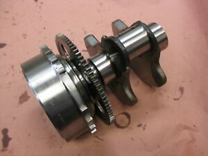 Harley Davidson V-Rod VRSC VRSCDX Crank Shaft Crankshaft W/ Rotor 23725-01K