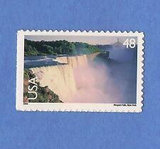C133 Niagara Falls New York 1999 MNH SA  Air Mail Scenic America Single 48c