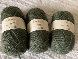 Rowan Cocoon 100g Yarn Colour Jupiter x 3 Balls