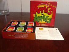 Apples To Apples Party Box 2007 Gard Game 4-10 Players Large Group Euc