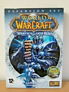 World Of Warcraft Wrath Of The Lich King Expansion Pack PC Fast & Free Postage