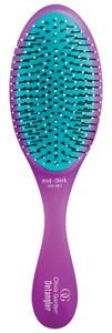Olivia Garden OG Brush Removable Cushion Detangler Medium-Thick Hair - Purple