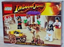 7195 LEGO Indiana Jones Raiders of the Lost Ark AMBUSH IN CAIRO 79pc set RETIRED