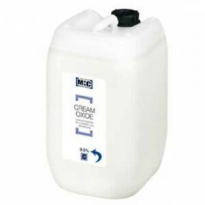 Meister Coiffeur M:C Cream Oxidant 9.0 % Enwtickler Oxydant 5000 ml