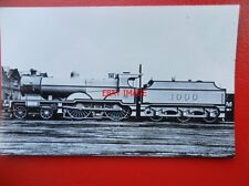 PHOTO  LMS EX MIDLAND 4-4-0 COMPOUND LOCO NO 1000