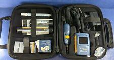 Fluke Ft500 Fiberinspector Mini Scope Microscope With Fiber Cleaning Kit