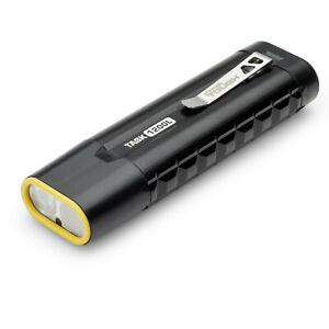 Hyper Tough 1200 Lumens RECHARGEABLE LED FLASHLIGHT / PORTABLE POWER BANK Phone