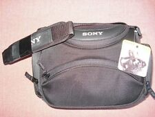 Sony LCS-CSH Soft Carrying Case / Brand NEW with Tag
