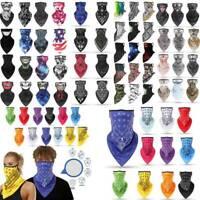 Multifunktionstuch Biker Gesichtstuch Halstuch Kopftuch Bandana Mundschutz Schal