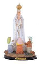 "12"" Inch Our Lady Of Fatima Statue Religious Figurine Figure Virgen Virgin"