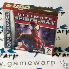 Ultimate Spider-Man - Spiderman (GBA) - ITA - NUOVO