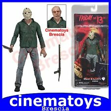 Definitiva Jason Voorhees Viernes the 13th Parte III NECA Action Figure RARO