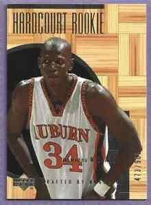 2000-01 Upper Deck Hardcourt Mamadou N'Diaye RC 473/900 #90