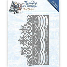 ADD10111 AMY DESIGN THE FEELING OF CHRISTMAS CUTTING DIE - ICE CRYSTAL
